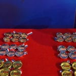 FÉLICITATIONS AUX GYMNASTES GIRONDINS CHAMPIONS D'AQUITAINE !