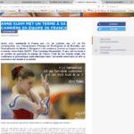 Anne Kuhm met un terme à sa carrière en équipe de France
