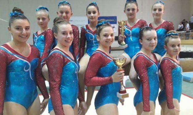 Les gymnastes du club de Pauillac ont besoin de votre soutien pour participer aux championnats de France !