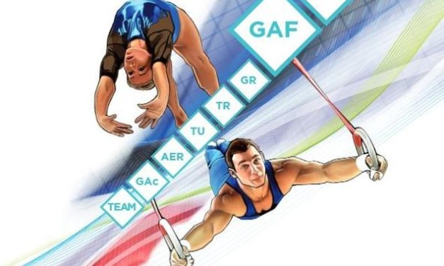Mise à l'honneur des Gyms sur le podiums lors des championnats de France