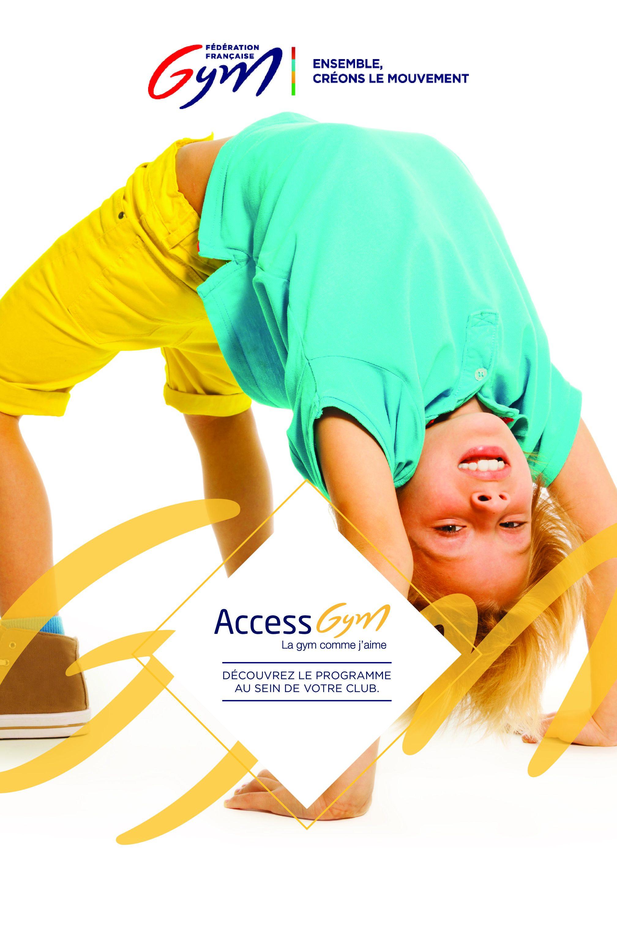 Réunion D'information rencontre de Proximité Access Gym : Secteur centre et Nord Est