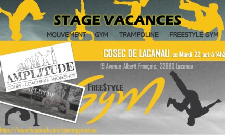 Le club de Lacanau lance une animation FREESTYLE !