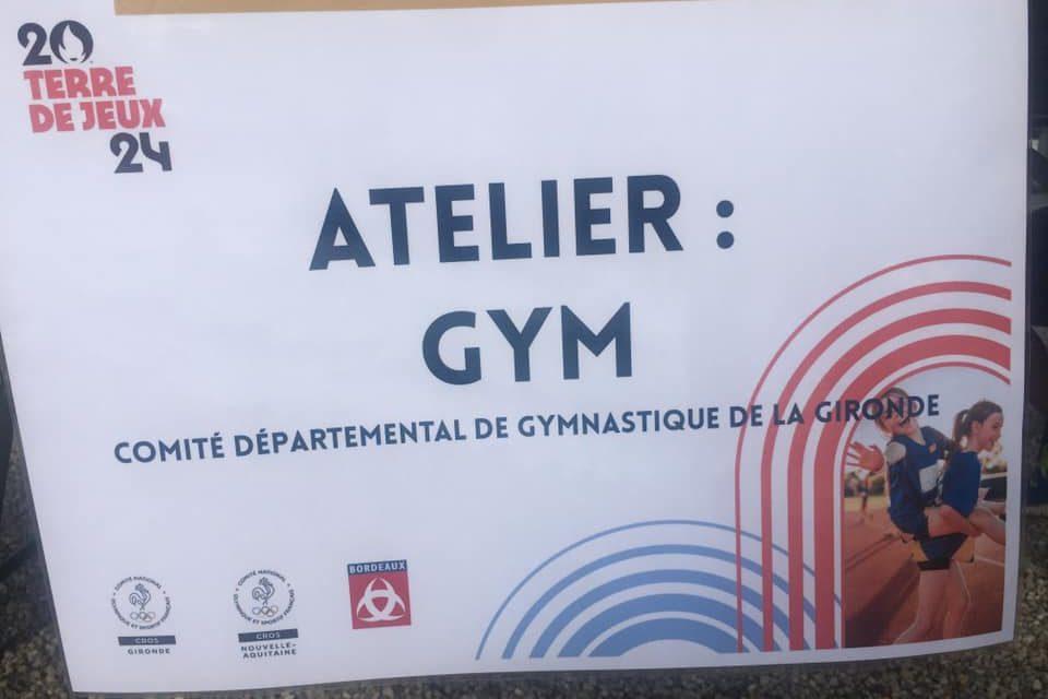Journée Olympique 2021 : Du 24 au 26 Juin 2021 – Place des Quinconces
